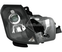 Cadillac CTS Headlight
