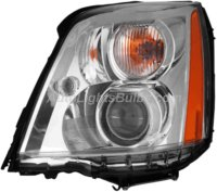 Cadillac DTS Headlight