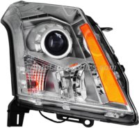 Cadillac SRX Headlight