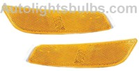 Cadillac CTS Side Marker Light