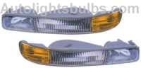 GMC Sierra Turn Signal Light