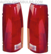 Chevy Blazer Tail Light