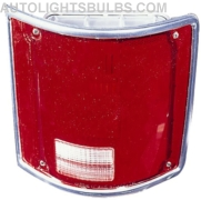 GMC Suburban Tail Light