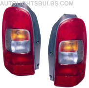Oldsmobile Silhouette Tail Light