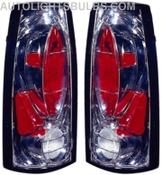 Chevy Suburban Tail Light