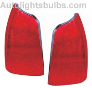 Cadillac DeVille Tail Light