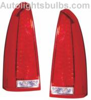 Cadillac DTS Tail Light