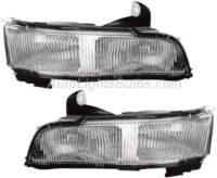 Cadillac DTS Fog Light