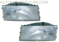 Chrysler LeBaron Headlight