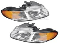 Dodge Caravan Headlight