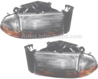 Dodge Dakota Headlight