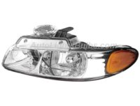 Chrysler Town And Country Headlight