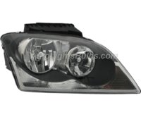 Chrysler Pacifica Headlight