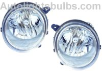Jeep Patriot Headlight