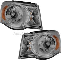 Chrysler Aspen Headlight