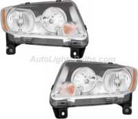 Jeep Compass Headlight