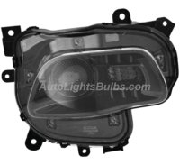 Jeep Cherokee Headlight