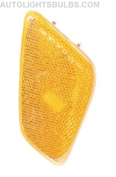 Jeep Wrangler Side Marker Light