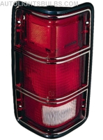 Dodge Ramcharger Tail Light