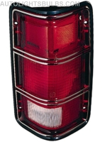 Dodge RAM Pickup Tail Light