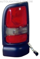 Dodge Ram 2500 Truck Tail Light