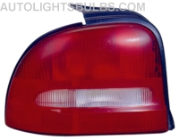 Plymouth Neon Tail Light