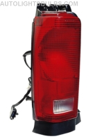 Plymouth Voyager Tail Light