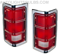 Dodge Trail duster Tail Light
