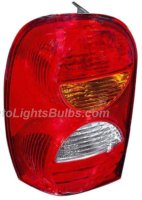 Jeep Liberty Tail Light