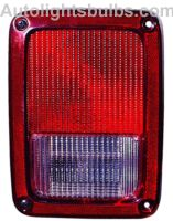Jeep Wrangler Tail Light