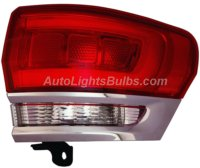 Jeep Grand Cherokee Tail Light