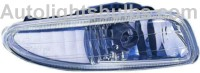 Plymouth Neon Fog Light