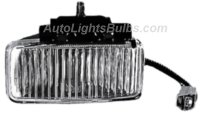 Jeep Cherokee Fog Light