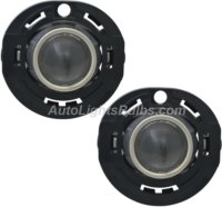 Jeep Compass Fog Light