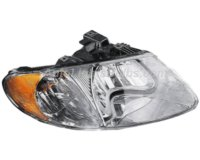 Dodge Grand Caravan Headlight