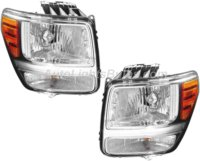 Dodge Nitro Headlight