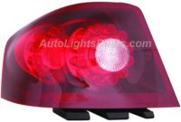 Dodge Avenger Tail Light