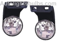 Dodge RAM 2500 Fog Light