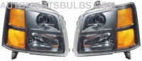 Saturn S Series Headlight