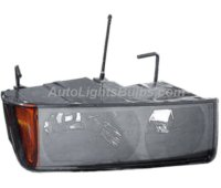 Chevy Avalanche Headlight