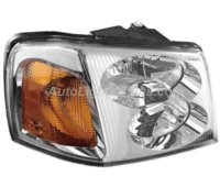 GMC Envoy Headlight