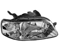 Chevy Aveo Headlight