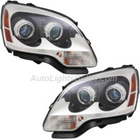 GMC Acadia Headlight
