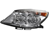 Saturn Aura Hybrid Headlight