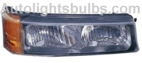 Chevy Avalanche Turn Signal Light