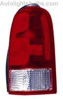 Pontiac Montana Tail Light