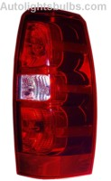 Chevy Avalanche Tail Light