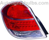 Saturn Aura Hybrid Tail Light