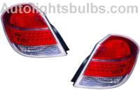 Saturn Aura Tail Light