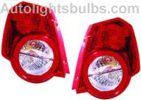 Pontiac G3 Tail Light